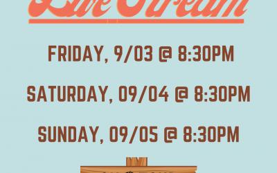 Live Stream: Phish Summer Tour