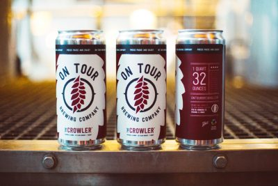 On Tour Crowlers