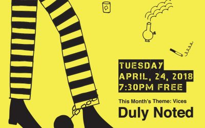 Duly Noted Live Show & Donut Pop-Up