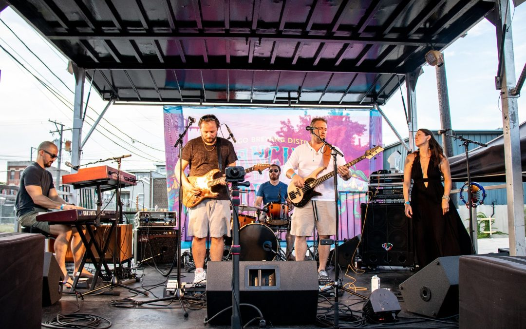 Live Music: Steal Your Phace