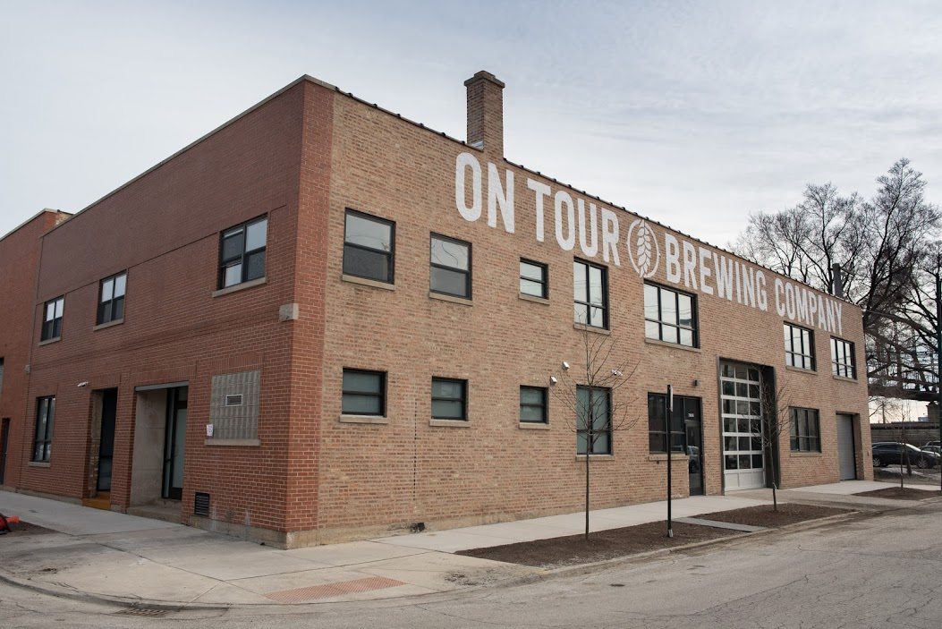 On Tour Brewing - Chicago Brewery