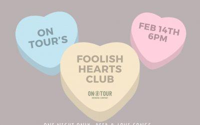 Valentine's Day: The Foolish Hearts Club