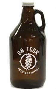 On Tour Brewing Growler