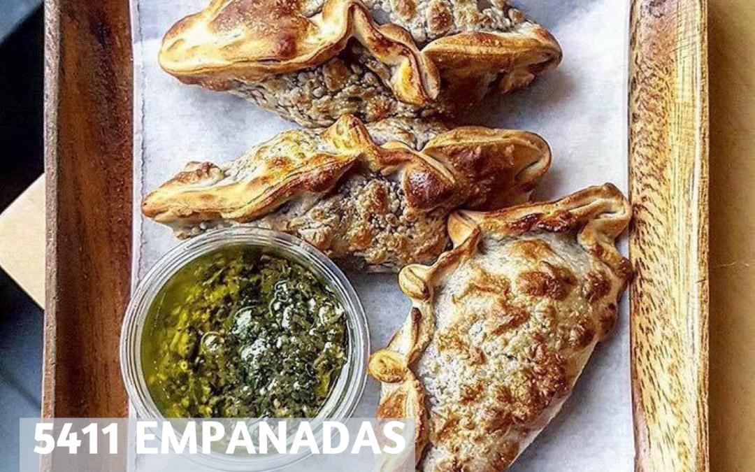 Food Truck: 5411 Empanadas