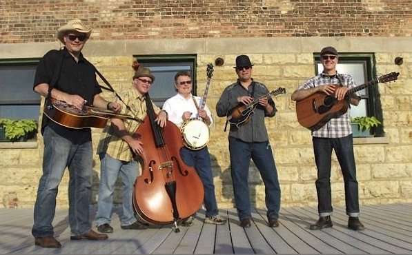 Live Music: Wood Street Bloodhounds